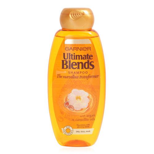 Garnier Ultimate Blends The Marvellous Transformer shampoo 400ml