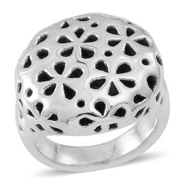 Thai Sterling Silver Ring, Silver wt 5.91 Gms.