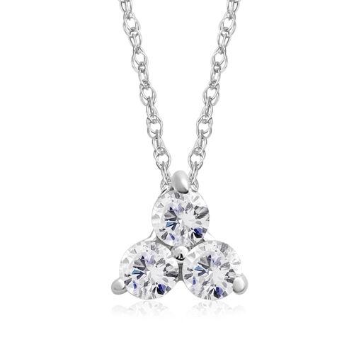 9k white gold 025 carat aa diamond trilogy pendant with chain sgl 9k white gold 025 carat aa diamond trilogy pendant with chain sgl certified i3 g h aloadofball Choice Image