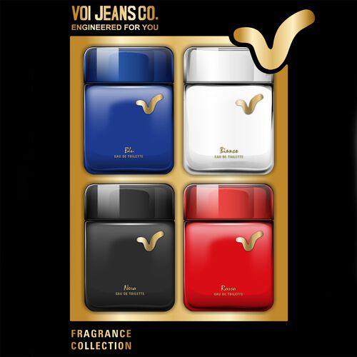 Voi Jeans 4 pack Blu, Bianco, Nero, Rosso