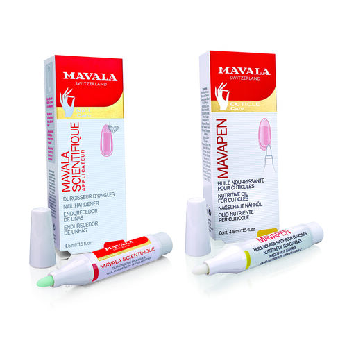 MAVALA - Value Pen Pack- Scientifique pen & Mava cuticle oil pen