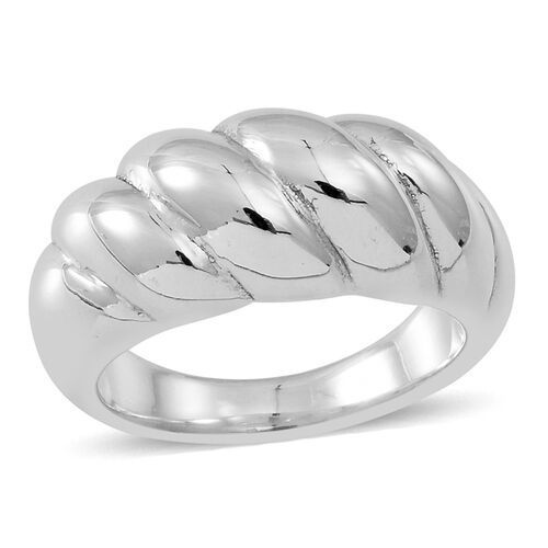 Thai Sterling Silver Ring, Silver wt 3.91 Gms.