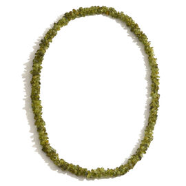 Hebei Peridot Beads Necklace (Size 24) 325.000 Ct.
