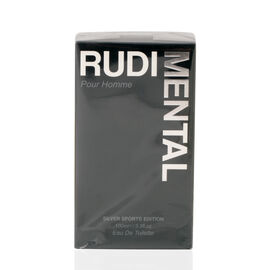 Rudimental-Silver Edition 100ml Mens EDT- Estimated dispatch within 3-5 working days