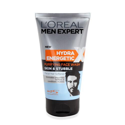 LOreal Paris Men Expert Skin & Stubble Purifying Wash 150ml
