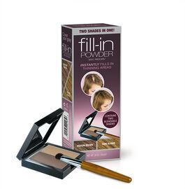 CYG Fill in Powder Pro Medium Brown-Dark Blonde (4 gm)