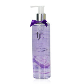 TJC Lavender and Rose Geranium Hand Wash Pump 250ml