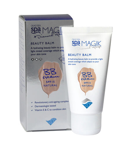 DEAD SEA SPA MAGIK - BB Cream with SPF 15 50ml