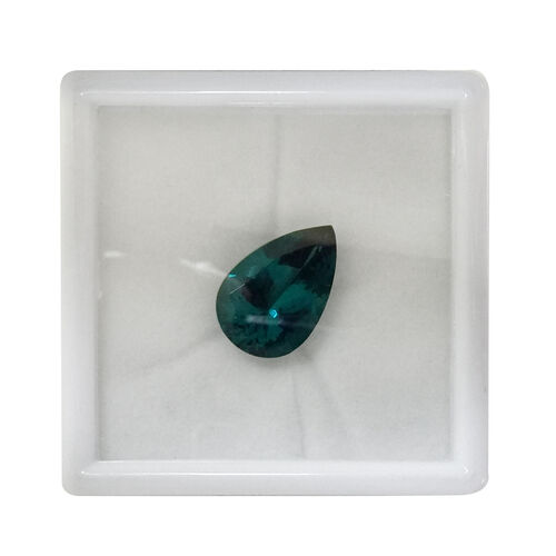 Madagascar Blue Apatite (Pear Free Faceted 3A) 10.400 Cts