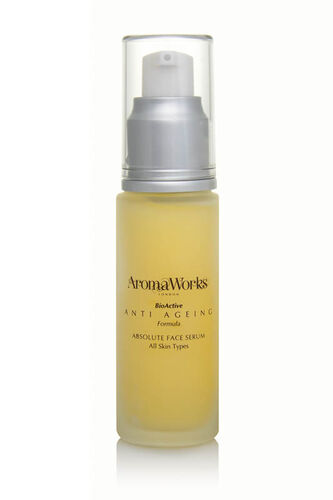 AROMAWORKS-Absolute Face Serum- Anti Aging -30ml