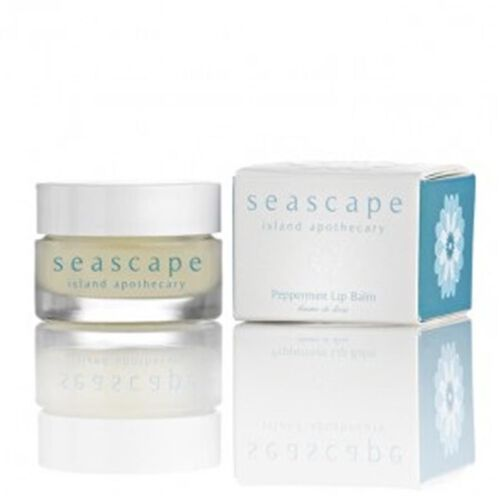Seascape Island Apothecary Peppermint Lip Balm 10g