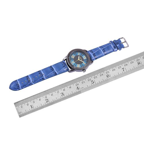 STRADA Japanese Movement Water Resistant Watch