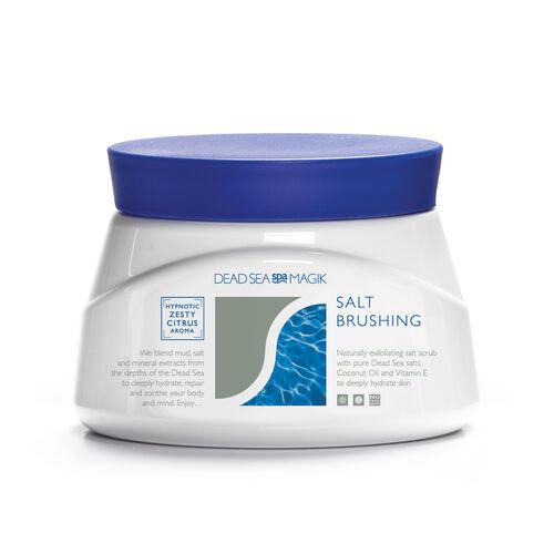 SPA PAMPER SET  Containing- Spa Magik Refreshing Bath Shower Gel 350ml Spa Magik Body Lotion 350ml Spa Magik Super Hand Cream 75ml Spa Magik Salt Brushing 500g