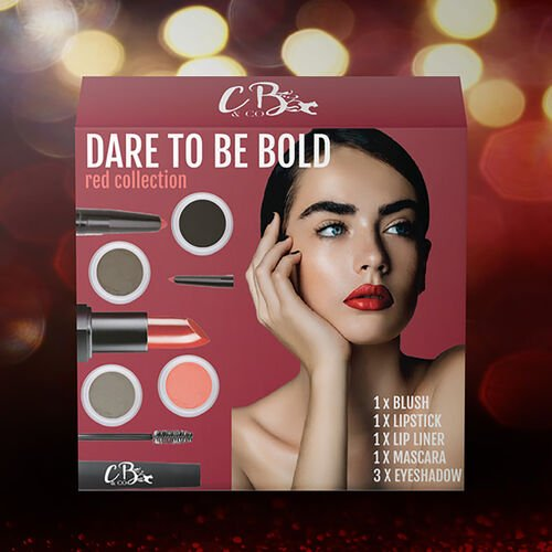 COUGAR- Beauty Dare To Be Bold - Estimated delivery within 5-7 working days