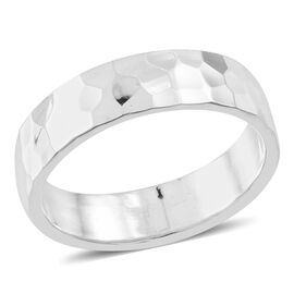 Sterling Silver Band Ring, Silver wt. 5.10 Gms.