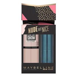 MNY Nude But Nice Gift Set