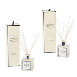 Heyland and Whittle Neroli and Rose and Citrus and Lavender Diffusers - Floral and Food