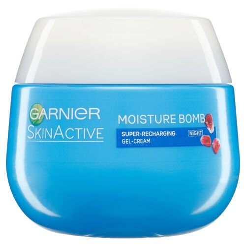 Garnier Moisture Bomb Hydrating Moisturiser Night Cream 50ml