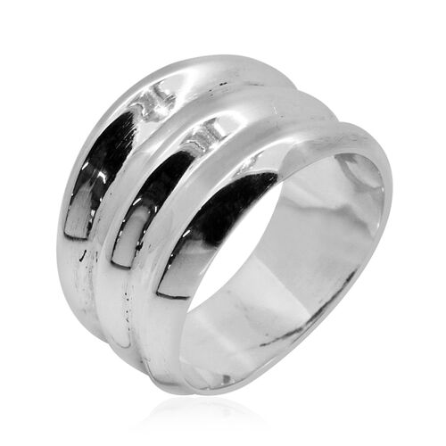 Royal Bali Collection Sterling Silver Ring, Silver wt 5.03 Gms.
