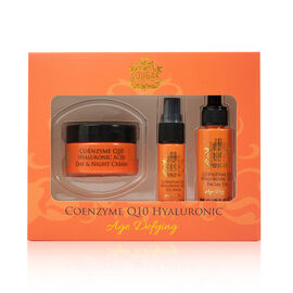 COUGAR- Co-Enzyme Q10 Hyaluronic Acid Trio Set- Estimated delivery 5-7 working days