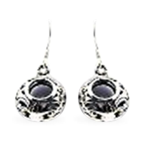 (Option 2) Thai Sterling Silver Earrings, Silver wt 4.40 Gms.
