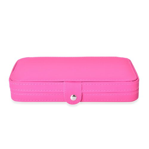 Set of 18 - Manicure Kit in Pink Box (Size 20X11X4 Cm)