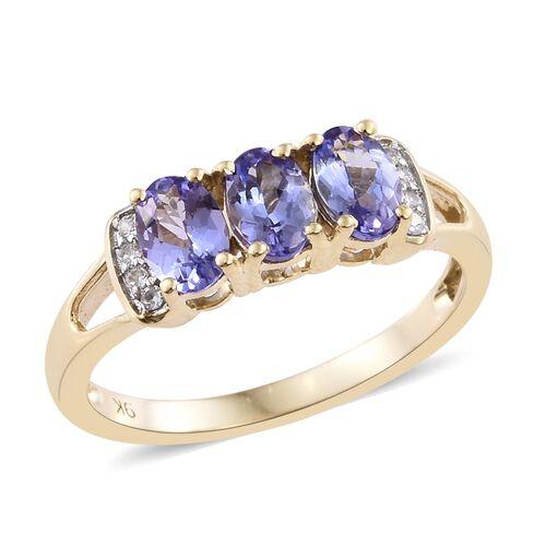 Value Of Tanzanite And Diamond Ring