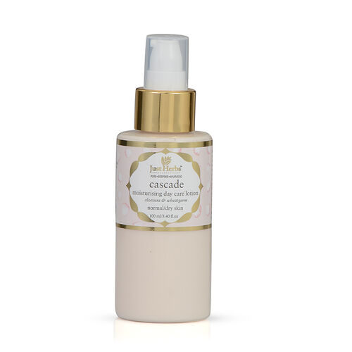 (Option 3) Just Herbs Cascade Day Care Lotion (100 ml)