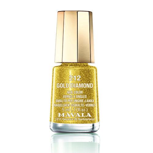 Mavala Santa little helpers Pure Diamond 213, Red River 286 & Gold Diamond 212 (5ml)