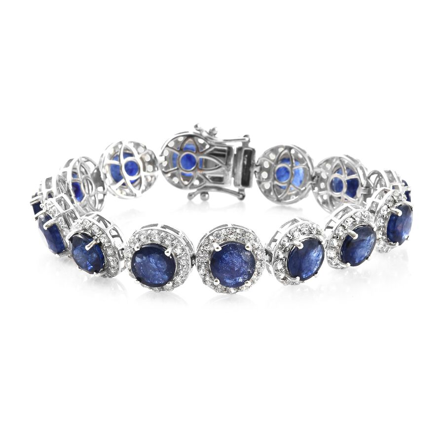blue balls bracelet zircon gold of eye premium accessories fashion plated disco zircons evil picture melech