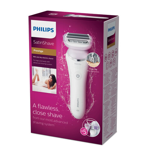 PHILIPS- Lady shave PH17000 Save One Third
