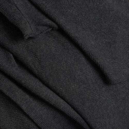 100% Cotton Charcoal Colour Apparel (Size 80x45 Cm)