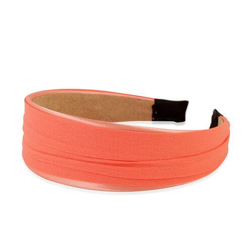 Limited Edition- Peach Colour Hairband