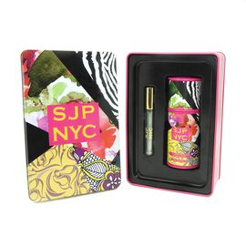 Sarah Jessica Parker - NYC Gift Set Tin NYC EDP Spray 100ml and 10ml Rollerball EDP