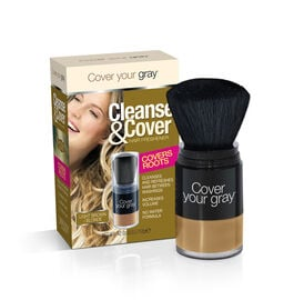 CYG Cleanse and Cover Hair Freshener 12g -- Light Brown and Blonde
