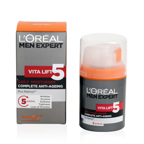 LOreal Men Expert Vita Lift 5 Complete Anti-Ageing Moisturiser 50ml