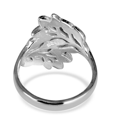 Sterling Silver Ring, Silver wt 4.39 Gms.