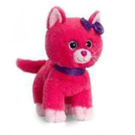 Keel Toys - Glitter Gems Kitten 25cm- Fuchsia