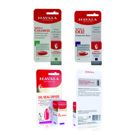 MAVALA- 3 Essentials- 5ml 002 Basecoat, 5ml Coverfix Top Coat and 5ml Oil Seal Dryer.