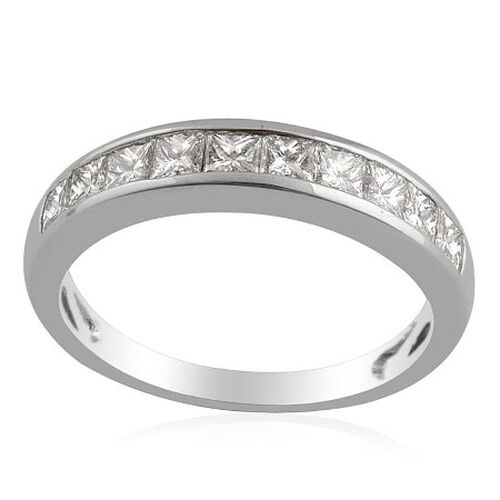 RHAPSODY Diamond (1.00 Ct) 950 Platinum Ring