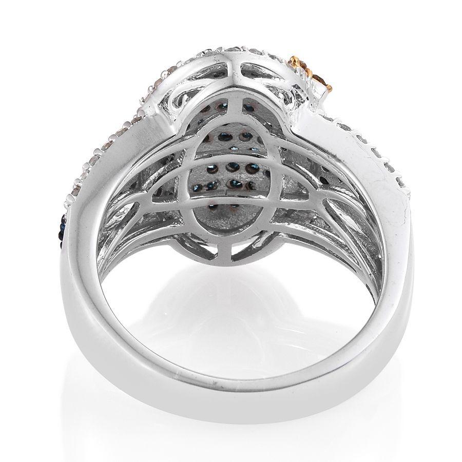 Champagne Diamond Ring Australia