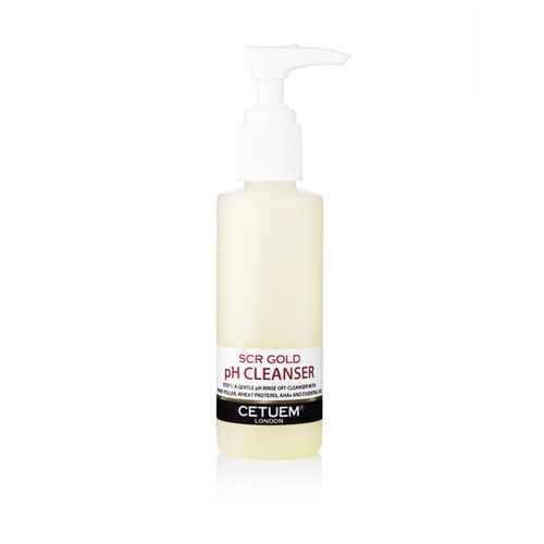 CETUEM- PH Cleanser 125ml- Estimated dispatch within 3 to 5 working days