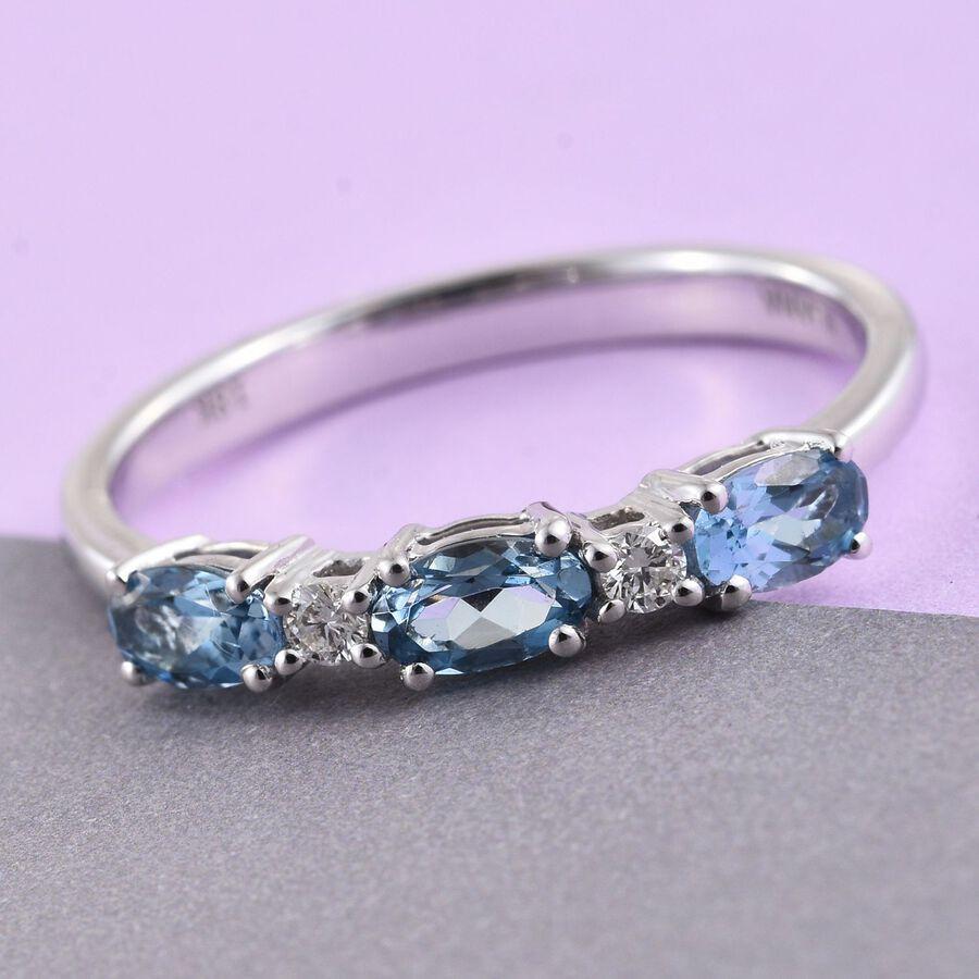 Aquamarine Rings Ausstralia