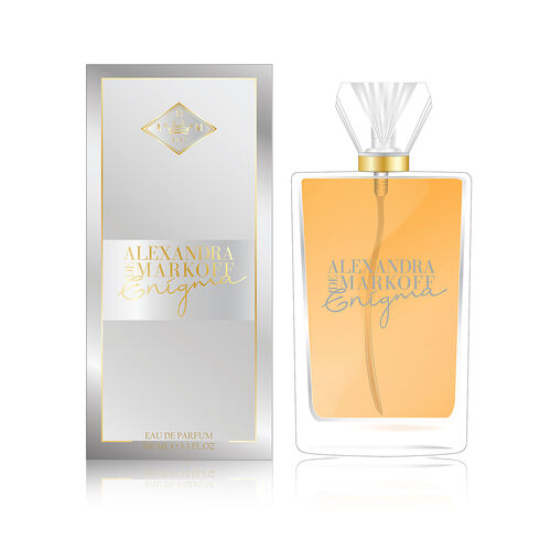 Enigma 100ml EDP Spray by Alexandra de Markoff-estimated dispatch 3-5 working days