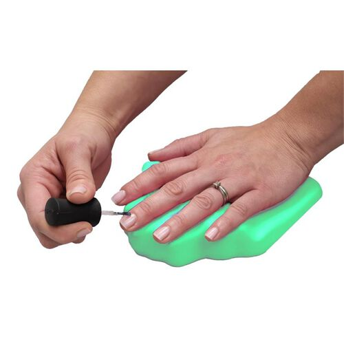 Handirest - The Perfect Manicure Accessory- Mint Green