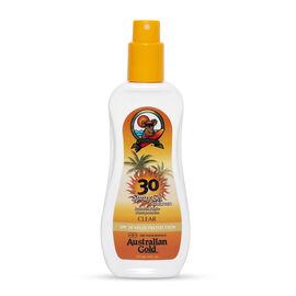 AUSTRALIAN GOLD- SPF 30 Spray Gel 237ml (Delivery 4 to 6 Working Days)