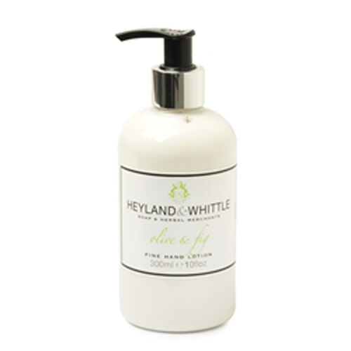 HEYLAND AND WHITTLE- Olive and Fig Hand Wash and Hand Lotion