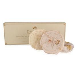 Set of 3 Organic Argan Cleansing Soap