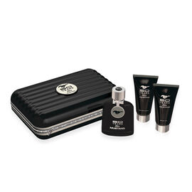 Mustang for Him- EDT 100ml, Shower Gel 100ml and After Shave Balm 100ml- Estimated delivery within 7-10 working days