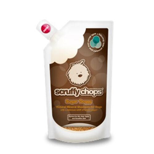 (option 3) Scruffy Chops Mineral Range- Scruffy Chops Sugar Doggy Shampoo 250ml Scruffy Chops Muddy Marvellous Conditioner 250ml